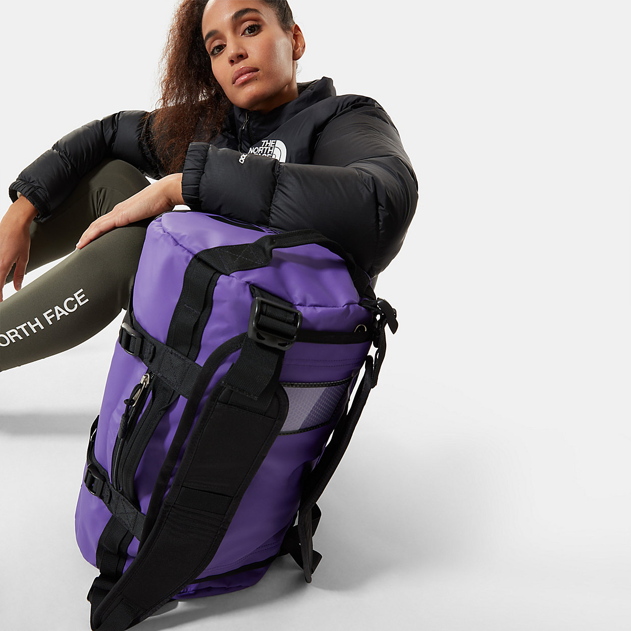 BASE CAMP DUFFEL - EXTRA SMALL
